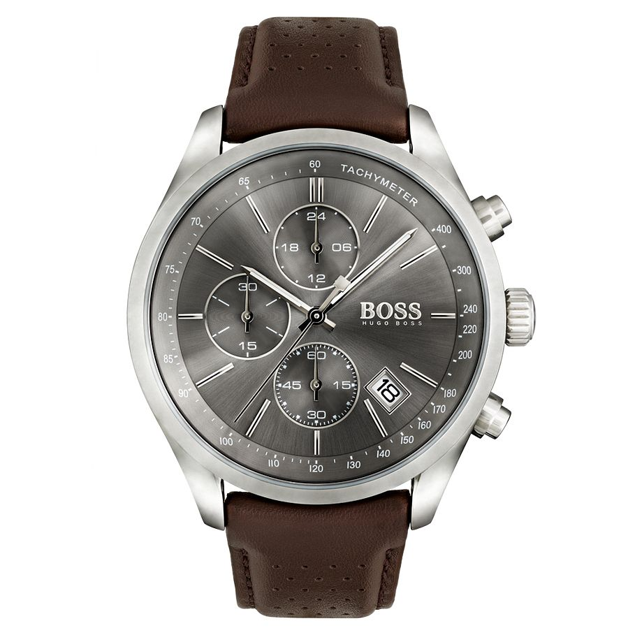 BOSS Men's Stainless Steel Strap Watch - Product number 6297242