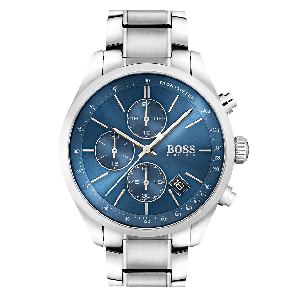 BOSS Men's Stainless Steel Bracelet Watch - Product number 6297285