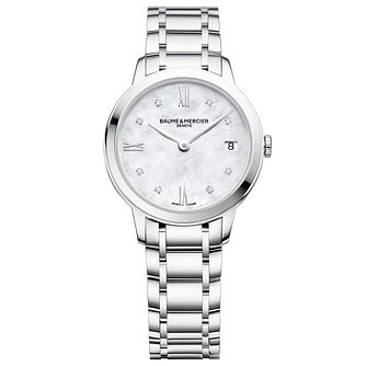 Baume & Mercier Myclassima Ladies' Bracelet Watch - Product number 6318983