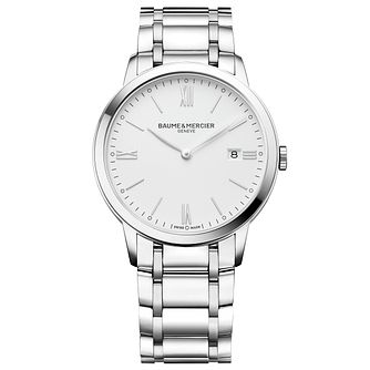 Baume & Mercier My Classima Men's Bracelet Watch - Product number 6319181
