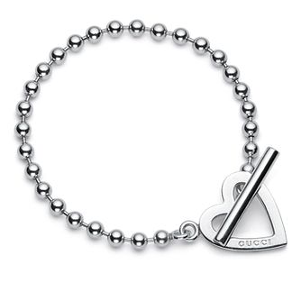 Gucci Toggle heart bracelet 17cm - Product number 6327524
