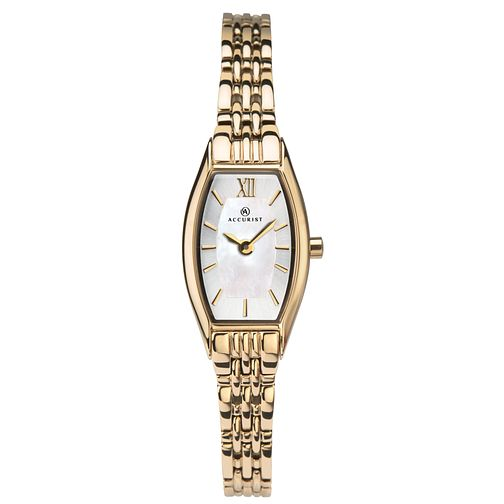 Accurist Gold-Plated Bracelet Watch - Product number 6341004