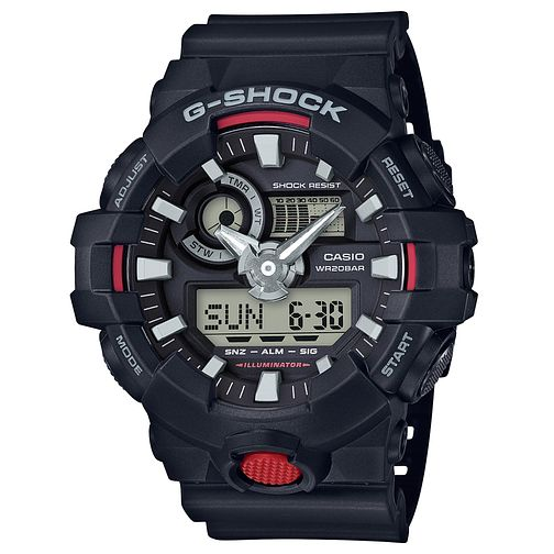 Casio G-Shock Men's Resin Strap Watch - Product number 6343740