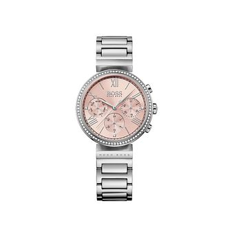 BOSS Ladies' Stainless Steel Bracelet Watch - Product number 6374204