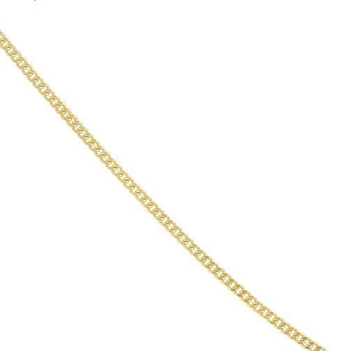 "9ct Yellow Gold Adjustable 20"" Curb Chain - Product number 6383017"