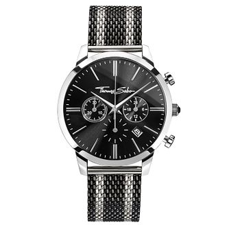 Thomas Sabo Rebel Spirit Chrono Men's Two Colour Watch - Product number 6383548
