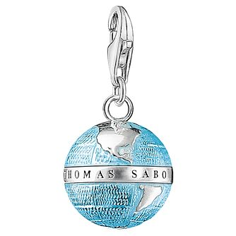 Thomas Sabo Charm Club Globe Charm - Product number 6394531