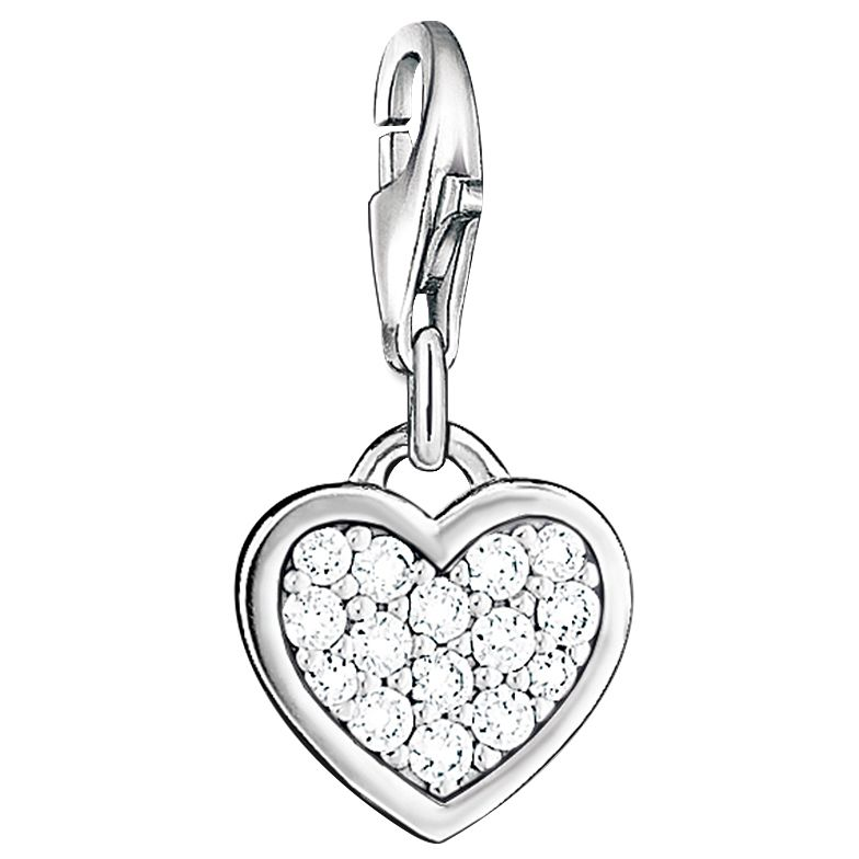 Thomas Sabo Charm Club Shining Heart - Product number 6394833
