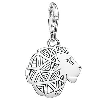 Thomas Sabo Charm Club Lion's Head Charm - Product number 6395406