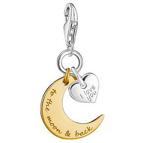 Thomas Sabo Charm Club Night's Sky Charm - Product number 6395473