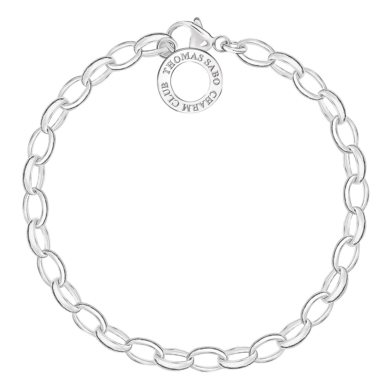 Thomas Sabo Charm Club Classic Small Charm Bracelet - Product number 6395678