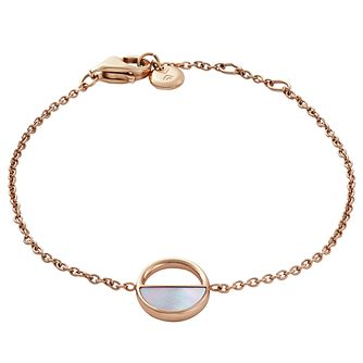 Skagen Elin Rose Gold Tone Bracelet - Product number 6415083