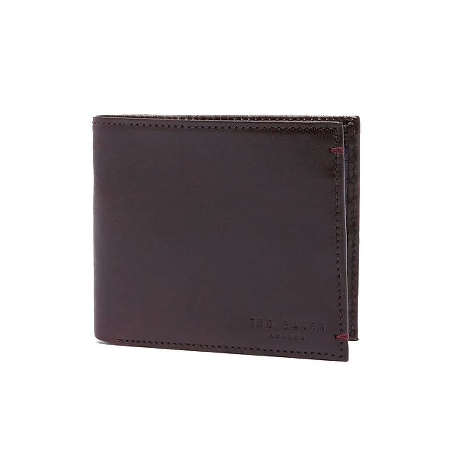 Ted Baker Men's Dark Red Leather Wallet - Product number 6415849