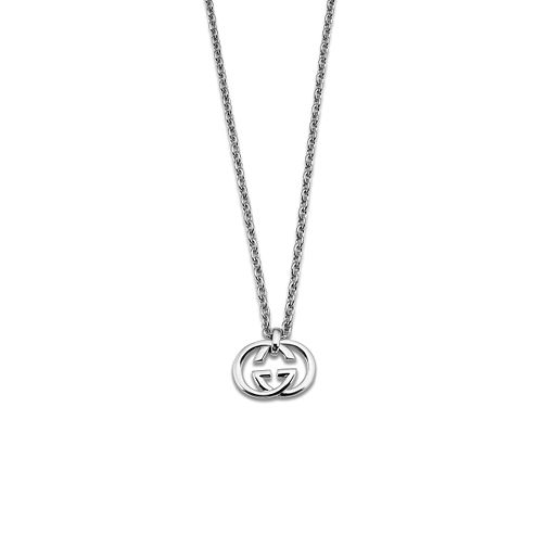 dcead980395a5 Gucci Silver Britt necklace