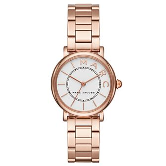 Marc Jacobs Classic Ladies' Rose Gold Tone Bracelet Watch - Product number 6426603