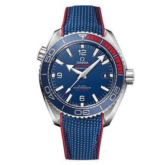 Omega Limited Edition Seamaster Planet Ocean Strap Watch - Product number 6428460