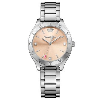 Juicy Couture Staineless Steel Watch - Product number 6428525