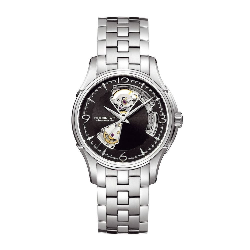 Hamilton Viewmatic Stainless Steel Bracelet Watch - Product number 6430740