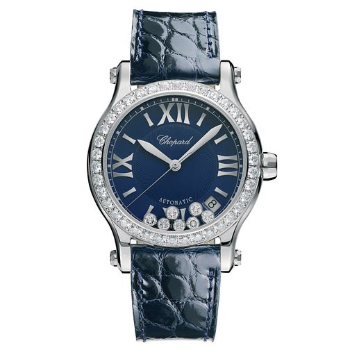 Chopard Happy Sport Ladies' Stainless Steel Strap Watch - Product number 6431941
