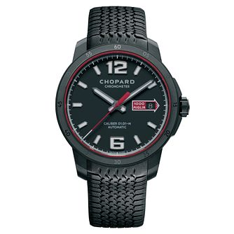 Chopard Mille Miglia Men's Ion Plated Strap Watch - Product number 6432263