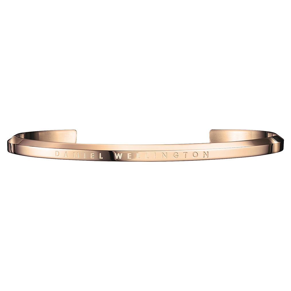 Daniel Wellington Rose Gold Classic Cuff Small - Product number 6433847