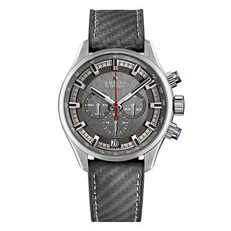 Zenith Limited Edition El Primero Men's Grey Strap Watch - Product number 6435610