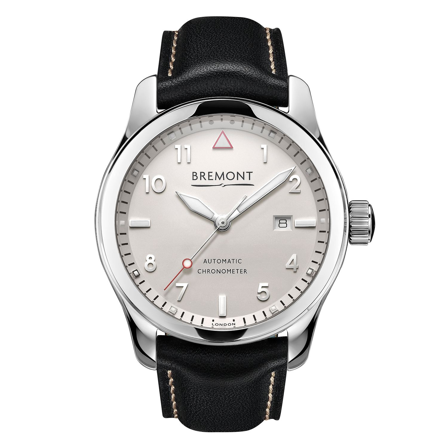 Bremont Solo Men's Stainless Steel Strap Watch - Product number 6441017