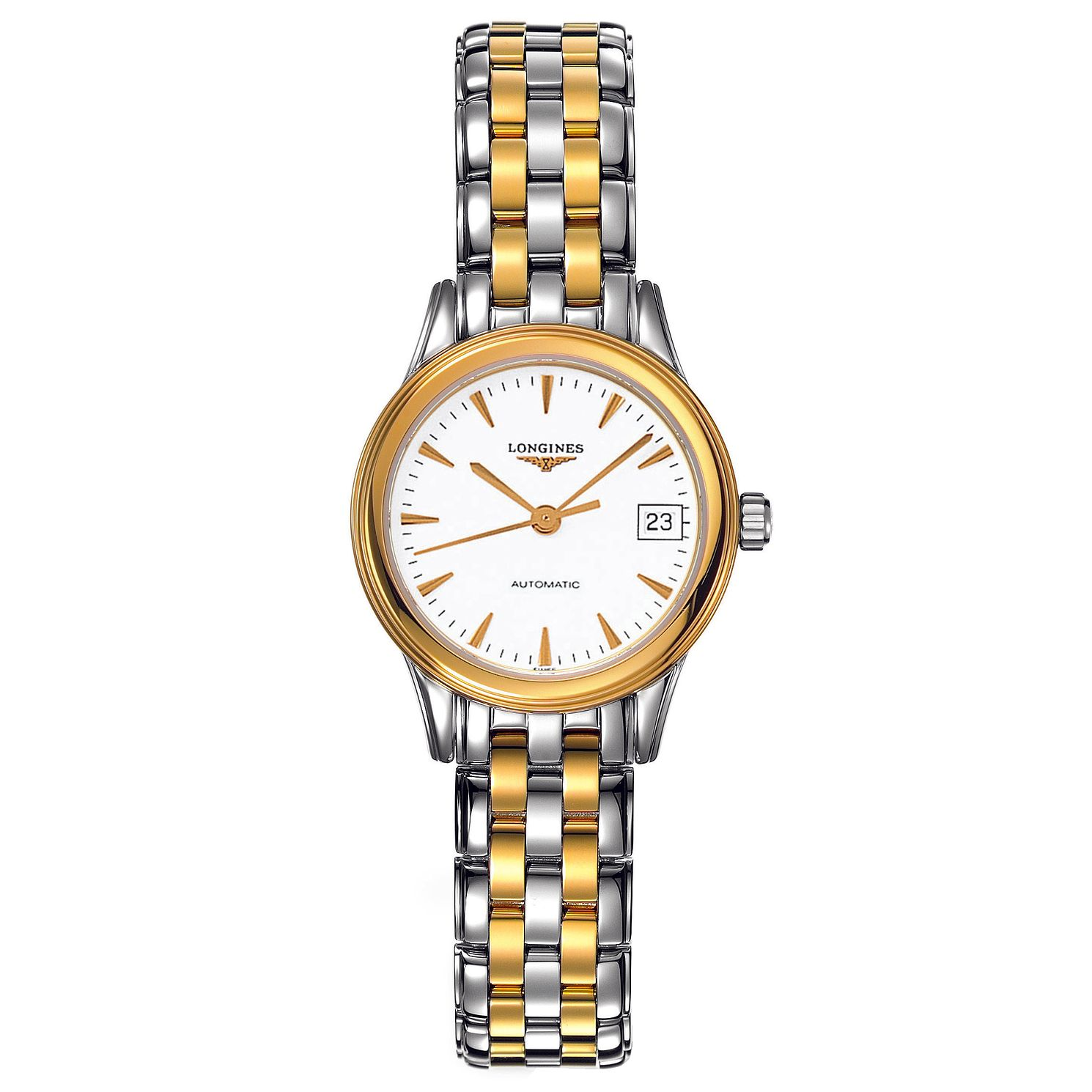 Longines Flagship Ladies' Two Colour Bracelet Watch - Product number 6463746