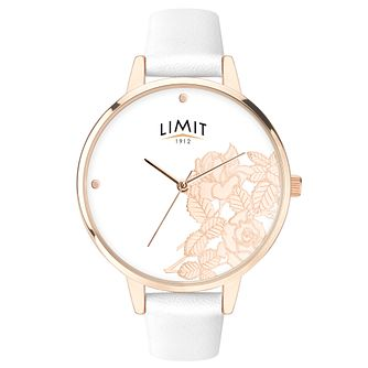 Limit Secret Garden Ladies' Flatshine Effect Watch - Product number 6776078