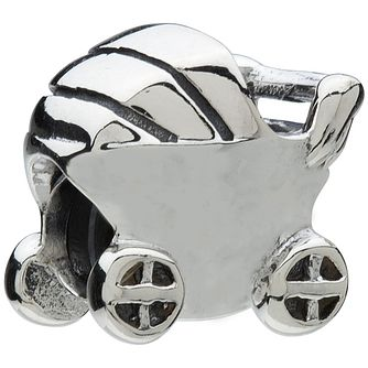 Chamilia - Sterling Silver Pram Bead - Product number 6803237