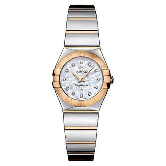 Omega Constellation Quartz ladies' Bracelet watch - Product number 6807089