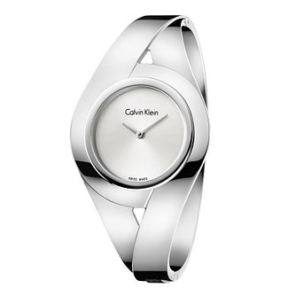 Calvin Klein Ladies' Stainless Steel Bracelet Watch - Product number 6892531