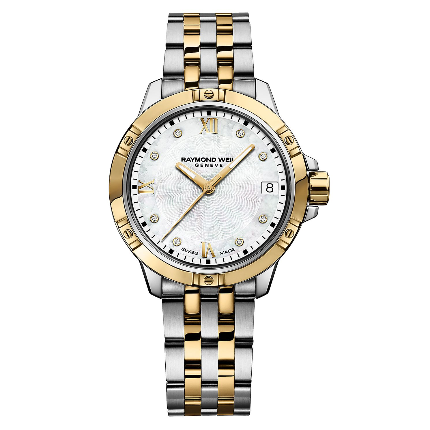 Raymond Weil Tango Ladies' Two-Tone Bracelet Watch - Product number 6892973
