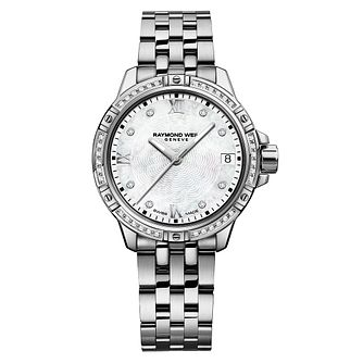 Raymond Weil Tango Ladies' Diamond Steel Bracelet Watch - Product number 6892981