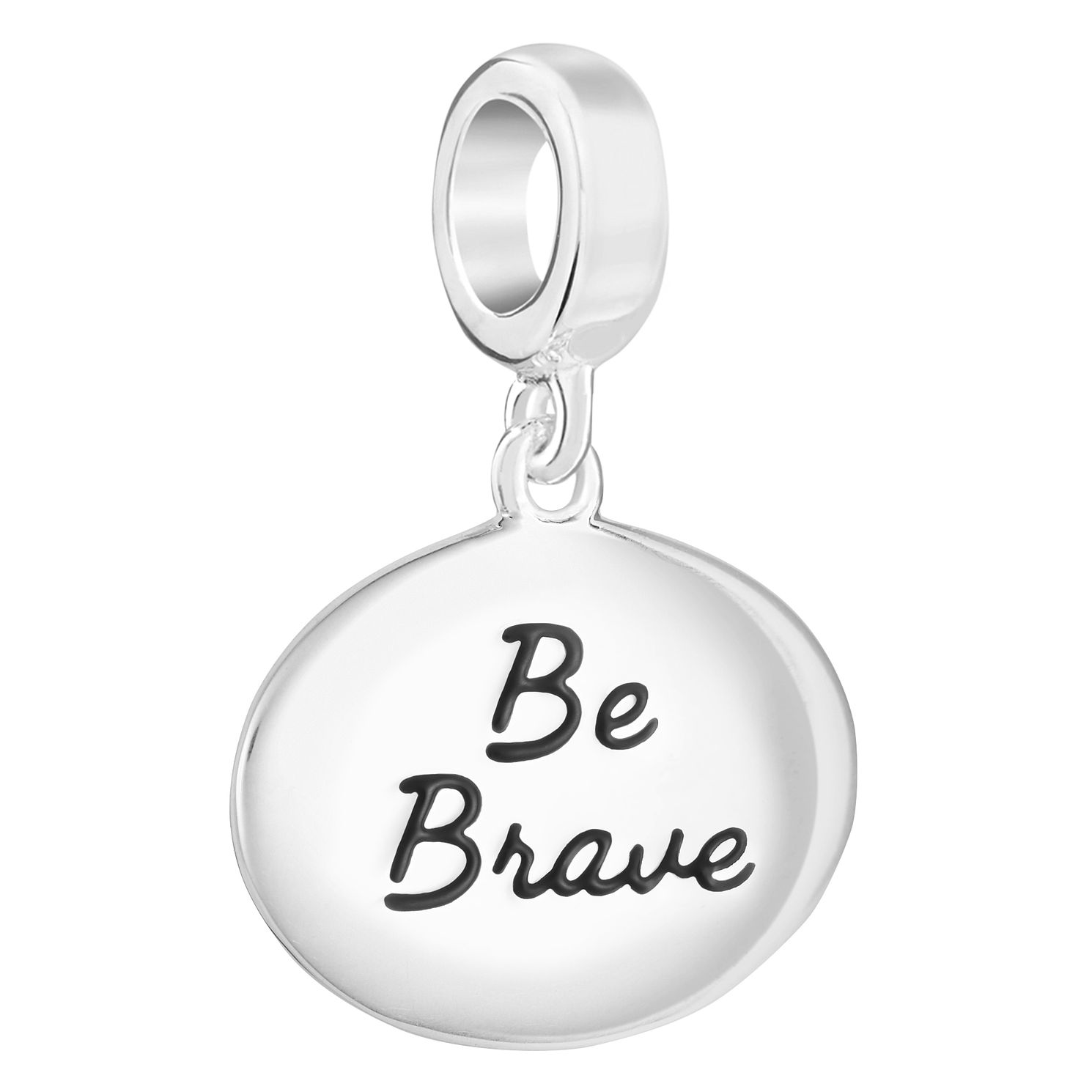 Chamilia Sterling Silver Be Brave Charm - Product number 6893287