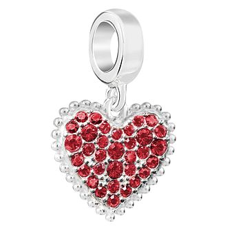 Chamilia With Love January Charm with Swarovski Crystal - Product number 6893333