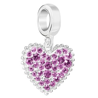 Chamilia With Love February Charm with Swarovski Crystal - Product number 6893341