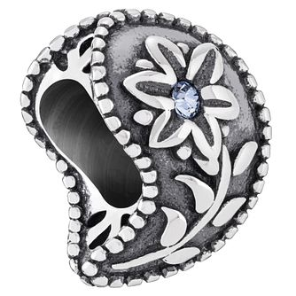 Chamilia Sterling Silver Paisley Flower Charm - Product number 6893546