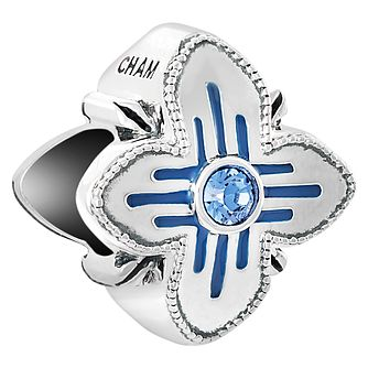 Chamilia Sterling Silver Tribal Zia Charm - Product number 6893562