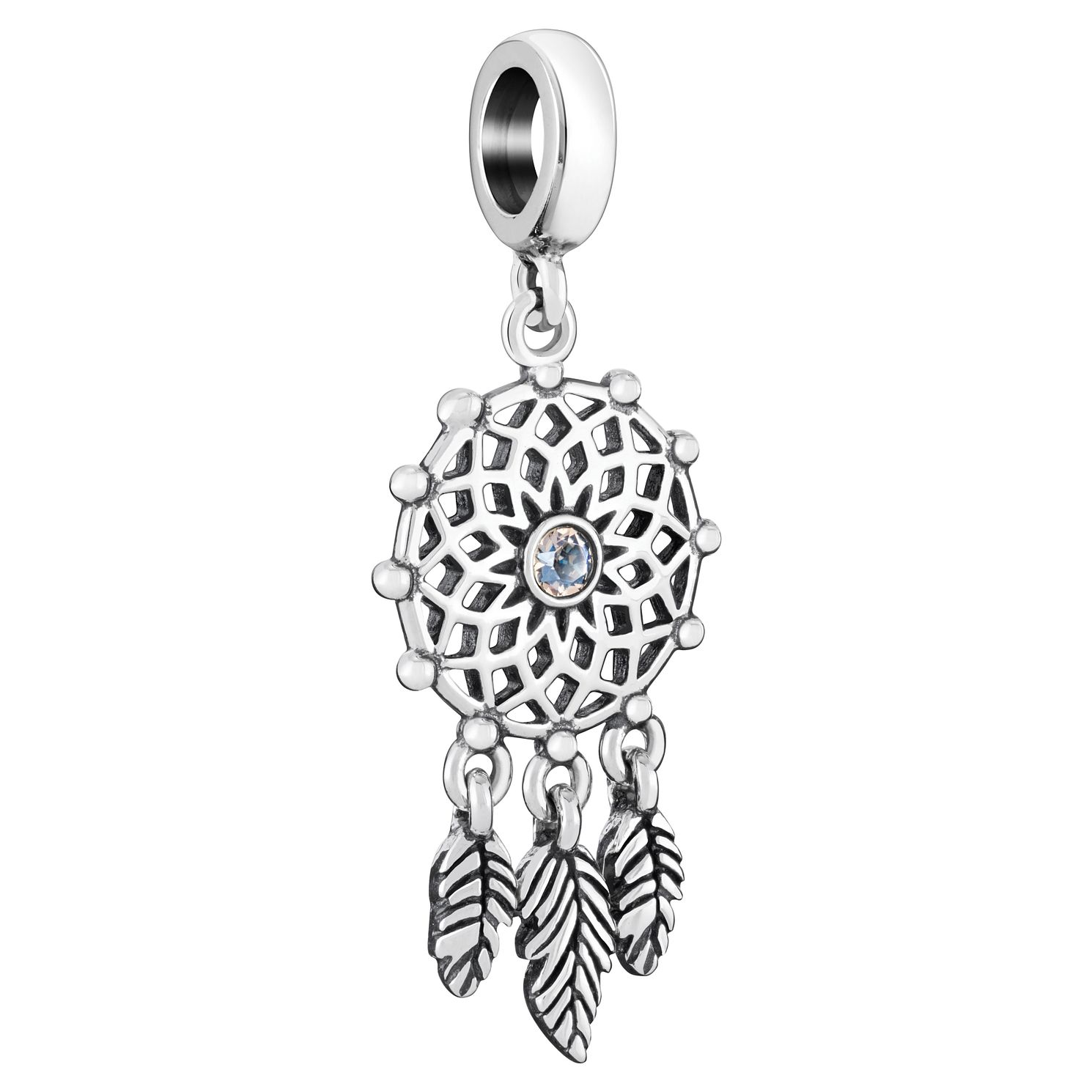 Chamilia Dreamcatcher Charm with Swarovski Crystal - Product number 6893589