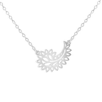 Chamilia Sterling Silver Paisley Necklace - Product number 6893627