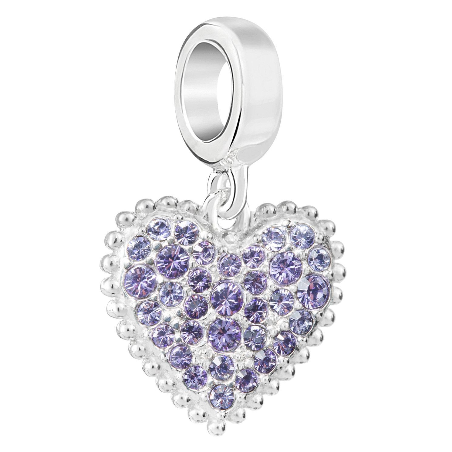 Chamilia Sterling Silver With Love June Charm - Product number 6893821