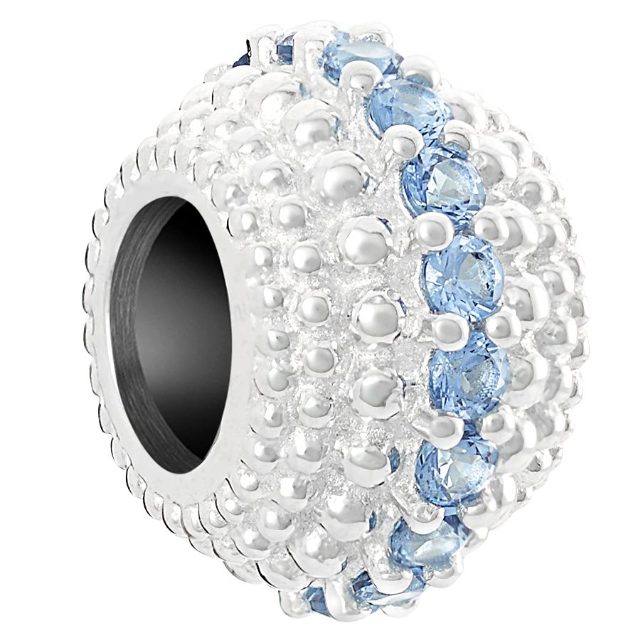 Chamilia Sterling Silver One Thousand Spakle Bead - Product number 6893937