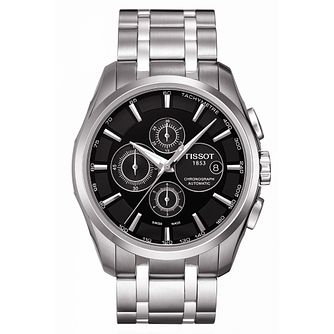 Tissot men's stainless steel bracelet watch - Product number 6904424