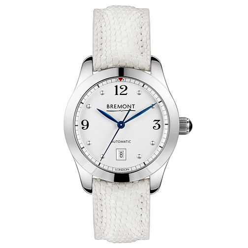 Bremont Solo 32 AJ Ladies' Stainless Steel Strap Watch - Product number 6915760