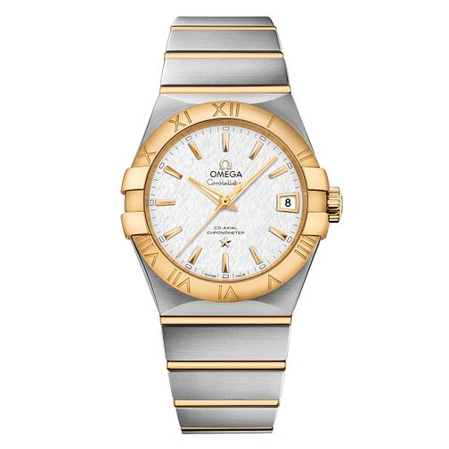 Omega Sea Master Aqua Terra Men's Two Colour Watch - Product number 6939708