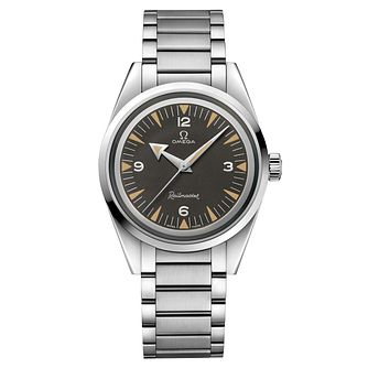 Omega Limited Edition Railmaster Men's Bracelet Watch - Product number 6939767