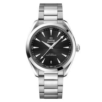 Omega Seamaster Aqua Terra Men's Steel Bracelet Watch - Product number 6939821