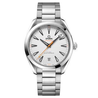 Omega Seamaster Aqua Terra Men's Steel Bracelet Watch - Product number 6939848