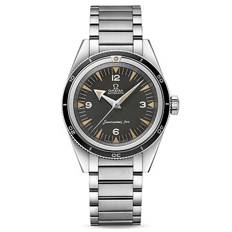 Omega Seamaster 300 Men's Stainless Steel Bracelet Watch - Product number 6940048